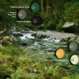 nature colours, forest colours, green inspiration, green decor