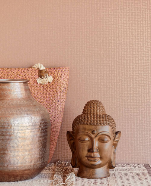 wallpaper inspiration, textured wallpaper, wallpaper ideas, interior design, pink wallpaper, resene