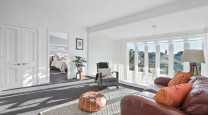 Stuart and Tracey's stunning light-flooded home photo