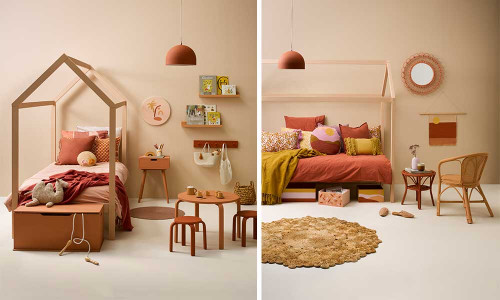 childrens bedroom ideas, kids bedroom ideas, teen bedroom ideas, kids interior inspiration, resene
