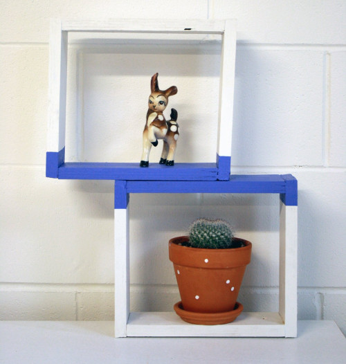 diy projects, frame boxes, display boxes, box plants