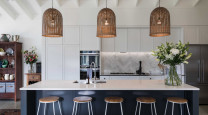 The perfect kitchen island: where form and function meet photo