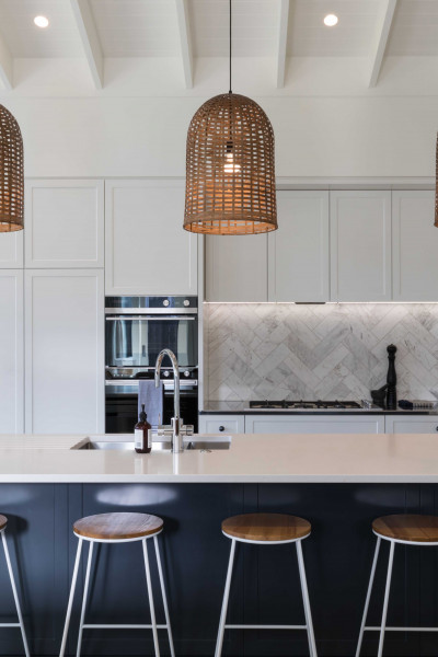 The perfect kitchen island: where form and function meet