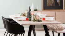 Get your dining room ready for holiday entertaining photo