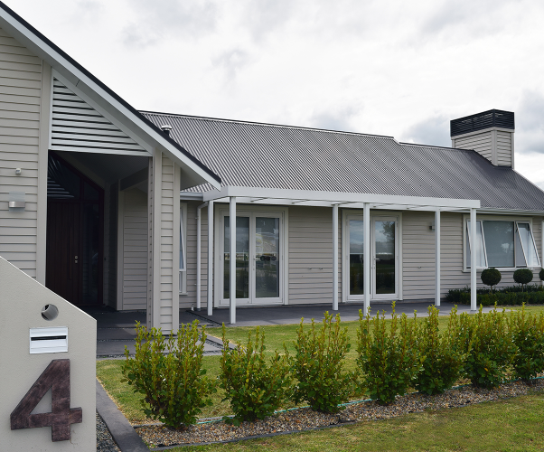 exterior, grey, roof paint, painted rooves, paint trends