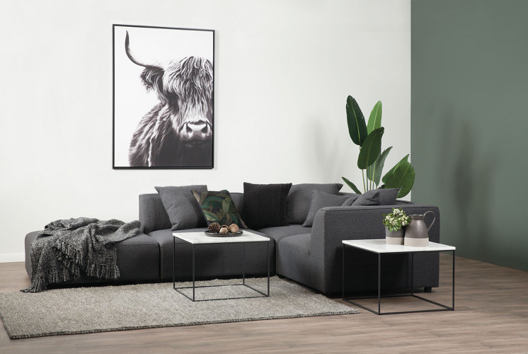 lounge, living room, green living room, green lounge, green feature wall, grey and green