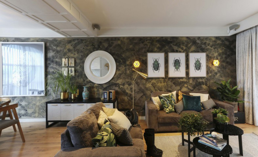 feature wall inspiration, feature wall ideas, living room inspiration, living room ideas, resene