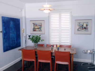 Dining rooms go nice and neutral