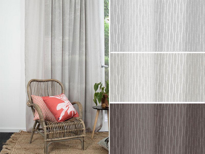 curtain inspiration, curtain ideas, curtain design, textured curtains, sheer curtains, resene
