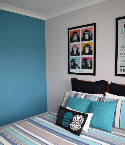 blue, bedroom, teenage bedroom, paint ideas, paint tredns