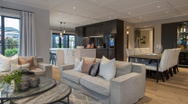 This stunning showhome proves that neutral need not be bland photo