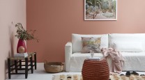 On trend: Peach to pomegranate photo