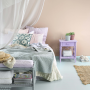 bedroom, pastels, trends, colour trends, paint ideas