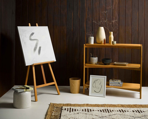 she shed ideas, artist room ideas, artist room inspiration, interior stain ideas, zen interior ideas