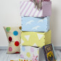 diy, upcycling, painted boxes, diy toy boxes, kids storage, children's bedroom, kids bedroom