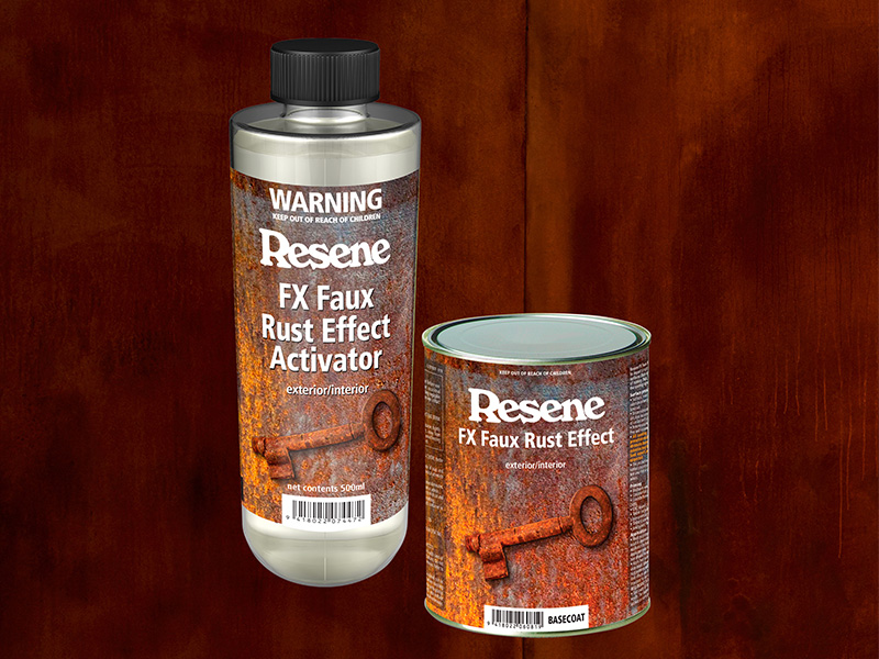 Win a Resene Rust Effect Prize Pack