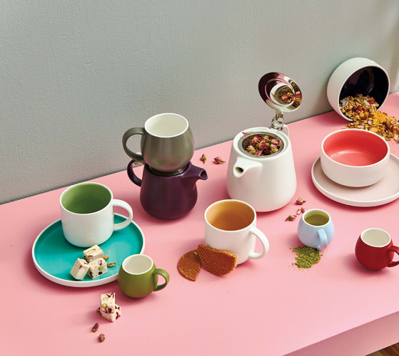 Pink and Green, Colourful Homewares, Pink Interiors, Green Interiors